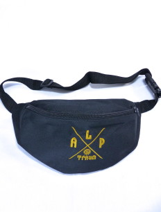 Hip bag Adventure Black