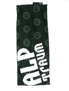 Headband Black-Grey