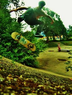 Skatedeck Pure Enjoy Nature