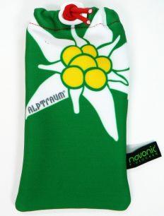 Handybag Edelweiß Green