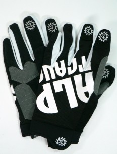 Bike Gloves Longfinger HiFi Black