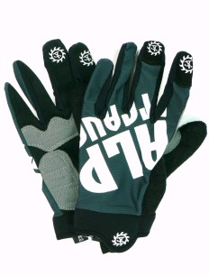 Bike Gloves Longfinger HiFi Grey