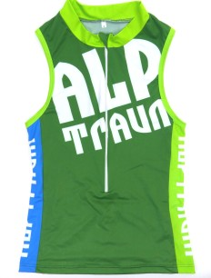 Triathlon Top HiFi Green