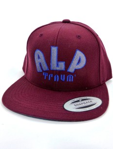 Snapback Cap Team Bordeaux