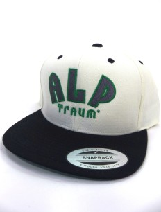 Snapback Cap Team White