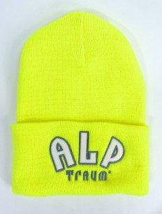 Beanie Urban Team NeonYellow