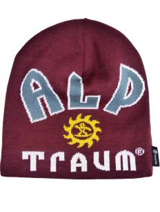 Beanie Team Sock Bordeaux