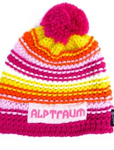 Beanie Joy Phat Pink Orange
