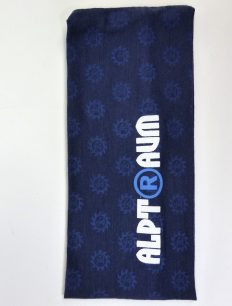 Headband Merino Navy
