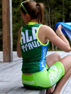 Triathlon Top Pant HiFi Green
