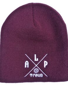 Beanie Basic Adventure Bordeaux