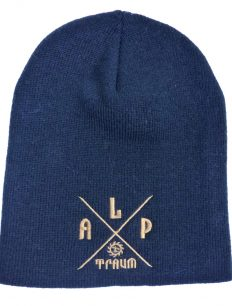 Beanie Basic Adventure Navy