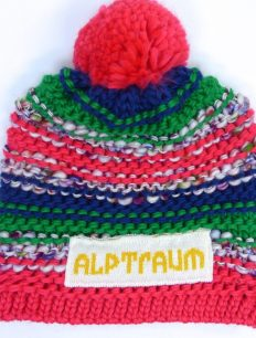Beanie Joy Phat Pink Green Navy