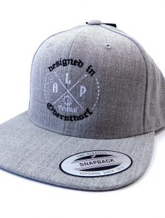 Snapback Cap Needles Grey