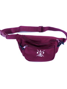 Hipbag Medium Adventure Bordeaux