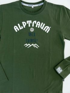 Men Longsleeve Backcountry Olive