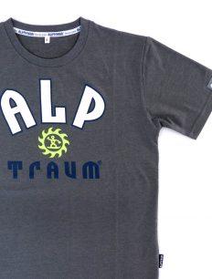 Men T-Shirt Team Grey