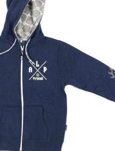 Men Adventure Sweat Navy