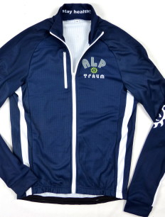 Funktionsjacke Unisex Team Navy