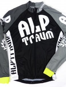 Zip-off Trikot HiFi Black Grey