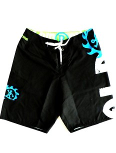 Surfshort Skate Black