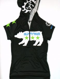 Women Trikot Bear Black