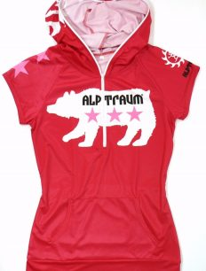 Women Trikot Bear Red