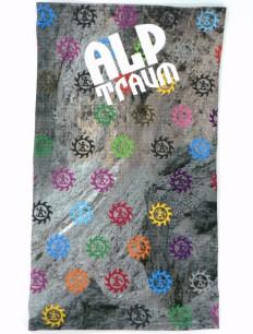 Tubescarf Logo Bunt Fels