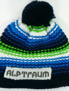 Beanie Joy Phat Navy Green Blue