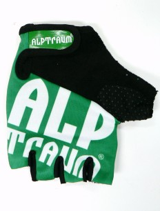 Bike Gloves Shortfinger HiFi Green