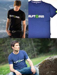 Men T-Shirt Merino Rider All