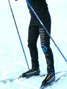 Sportspant Warm Up Black
