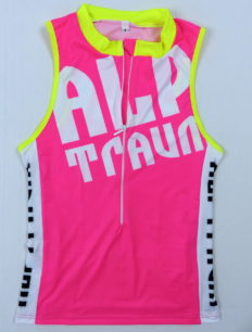 Triathlon Top HiFi Pink