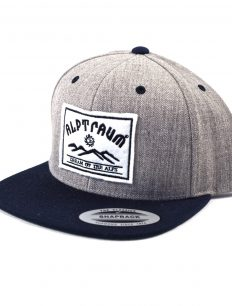 Snapback Cap Dream Grey