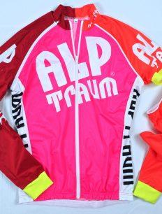 Zipp Off Trikot HiFi Pink