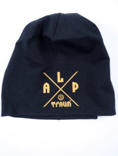 Beanie Jersey Adventure Black