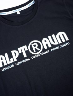 Men T-Shirt London Black