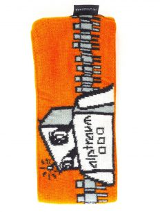 Headband Robots Orange