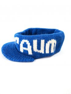 Headband Visor MC Blue