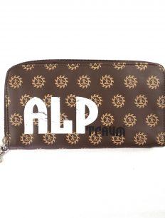 Wallet C Brown