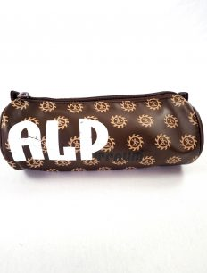 Pencilcase Skate Brown