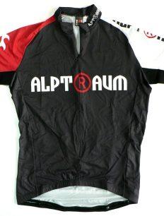 Premiumtrikot Rider Black