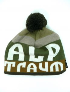 Beanie Lucky Brown Beige