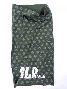 Tubescarf Logo Olive