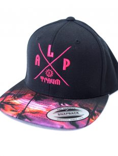 Snapback Cap Adventure Palms