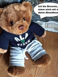 Bear Brownie green