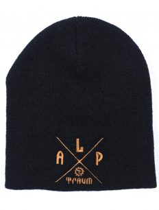 basic beanie adventure black