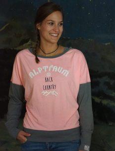 Woman Fledi BACKCOUNTRY 3color peach rosa grey