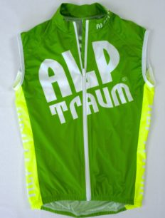 bike vest HIFI neongreen