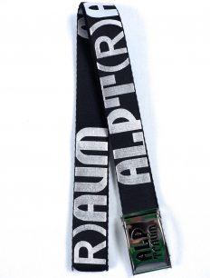 belt Rider black silver